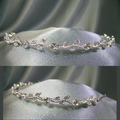 SMALL (Princess, Bridal) rhinestone crowns & tiaras